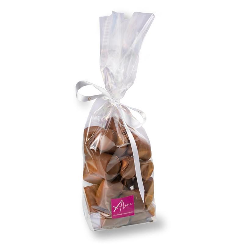 Guimauves enrobées de chocolat 200 g