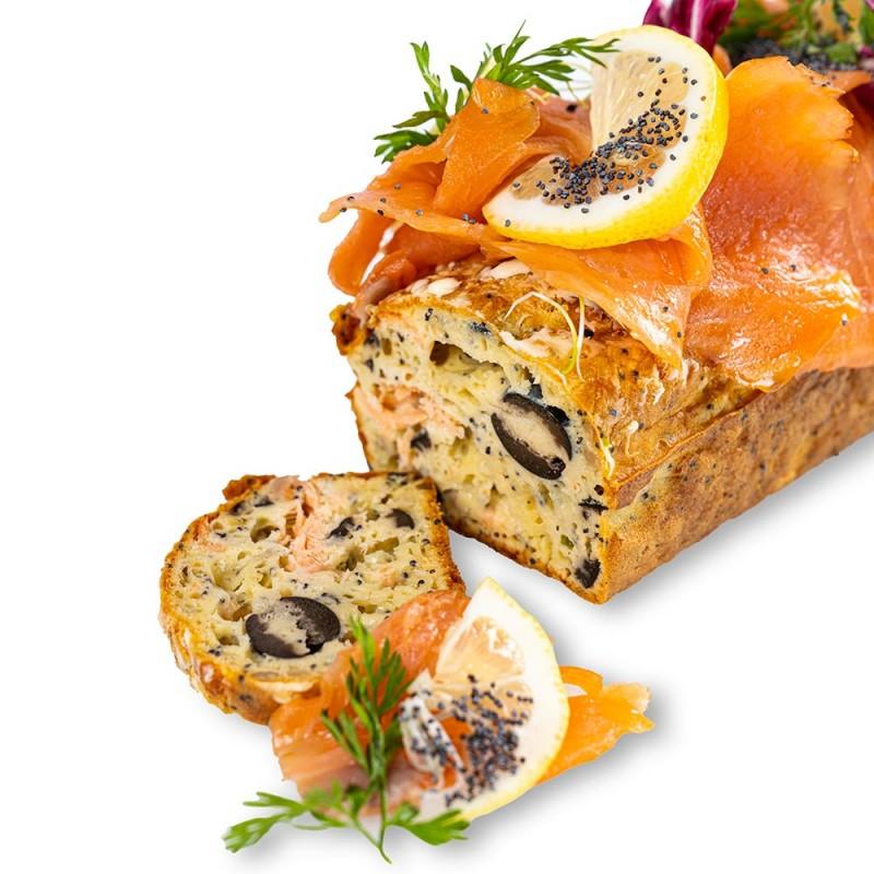 """Cake """"Ephémère"""" le Norvégien"""